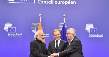 "India-EU Summit: ""a natural partnership"""