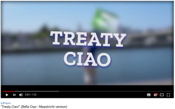 """Treaty Ciao"" video turns Italian anti-fascist song into a viral pro-EU hit"