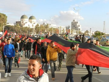 The EU and the Libyan conundrum