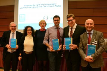 Launching the International Law of Youth Rights in Geneva