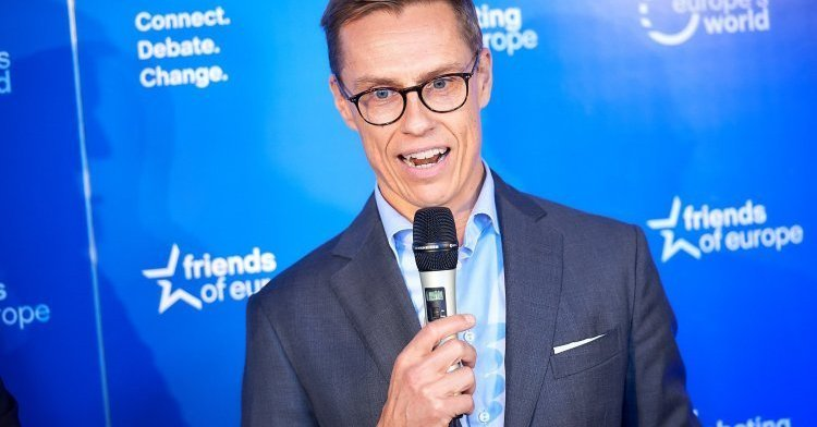Who will be the EPP Spitzenkandidat at the European elections? Alexander Stubb unveils his programme