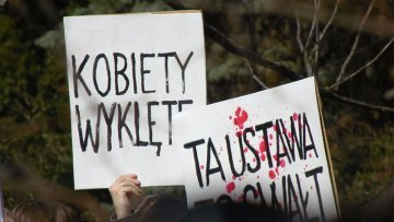 Parisian protests of Polish law : Interview with the Association for the Defence of Democracy in Poland