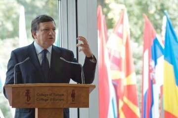 Making or breaking the European Union - Barroso's U-turn ?
