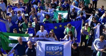 Letter to Europe: Let's get cracking – Europa machen!