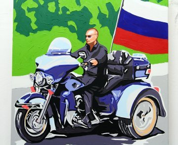 Brief an Europa: Wladimir Putin, Episode vier