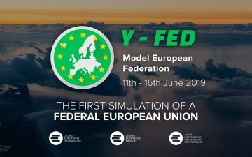 Interview: Meet the project managers of the first simulation of a federal Europe!
