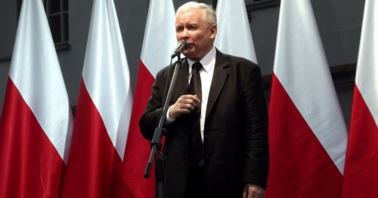 The European Perspective: Poland's lurch to the right
