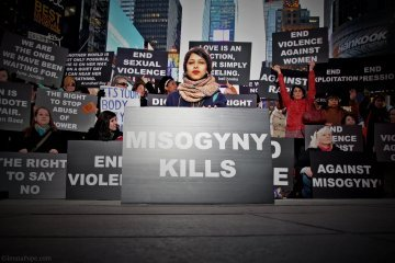 Violence against women: a silent attack on democracy