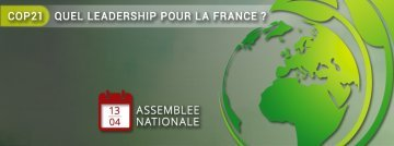 « COP21 : quel leadership pour la France ? »