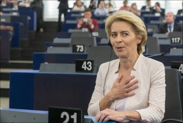 As von der Leyen builds her Commission, the divided European Parliament can be an opportunity