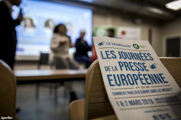 Laura and Louise's last editorial: Thank you and long live European journalism!