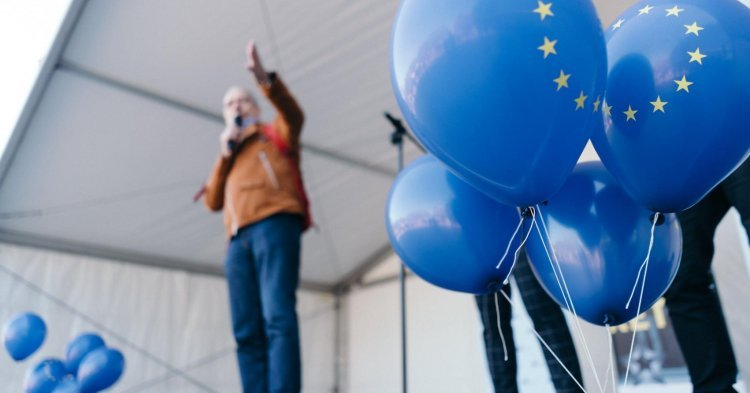 European Citizen's Prize for JEF-Finland: 'The vast majority of young Finns identify as Europeans'