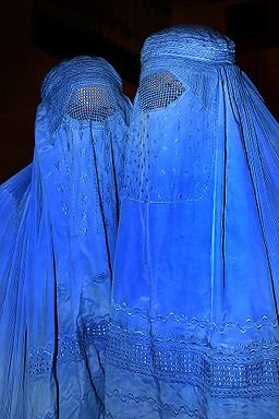 What hides beneath the burqa ban