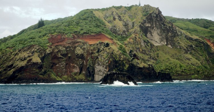 The most remote places of the EU: Pitcairn