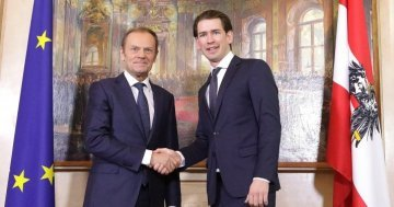 Austrian Presidency : « A Europe that protects » from migration…