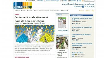 Press Europ, la presse des presses