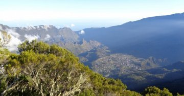 The most remote places of the EU : Réunion