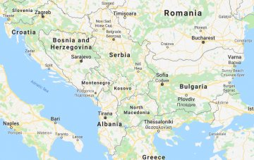 Serbia, Kosovo and Albania : between unions and disunions