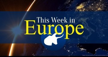 This Week in Europe: Armenia, Berlusconi and English