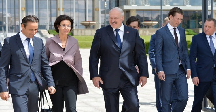Belarus: Grey area for human rights, challenge for Europe