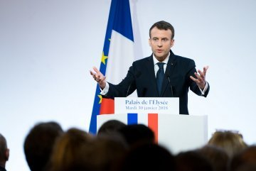 Briefing: President Macron's address on the coronavirus situation