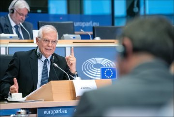 Josep Borrell: a Realist European foreign policy?