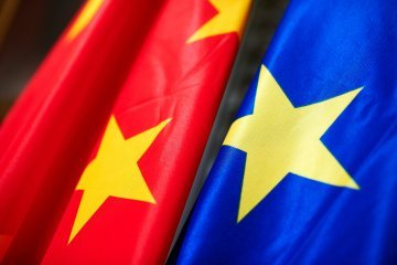Chinese aid to European Union countries: a new balance of power between East and West?