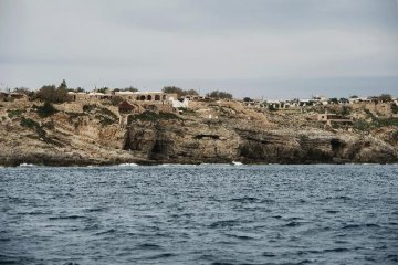 Lampedusa, the stone in Europe's shoes