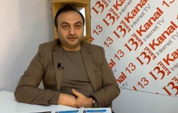 """Protect your voice!"": an interview with Azerbaijani journalist Anar Orujov"