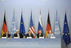 The European Union's Role for Peace in the Middle East