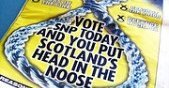 Scottish vote - Protest or Independence?