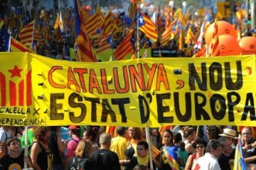 Catalonia : The Next State of Europe ?