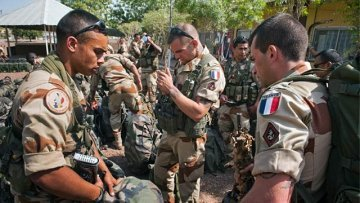 Will the financial crisis kill the French army ?